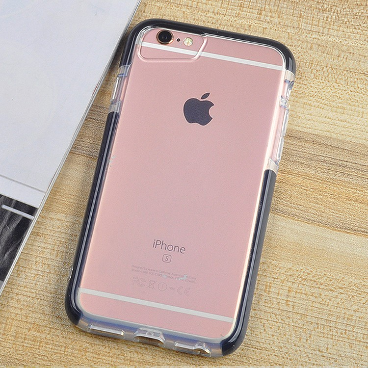 DFIFAN slim wholesale for iphone 7 7plus ,Thicken shockproof protector camera transparent clear mobile phone case for iphone 7