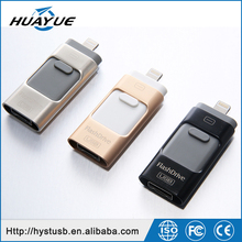 Multi Functional Use OTG USB 2.0 Android Flash Drive for Iphone /Samsung Mobile