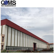 AutoCAD Drawing Design and GB Standard galvanized steel structure prefabricated warehouse