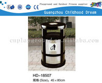 (HD-18507)Fashion mesh trash can
