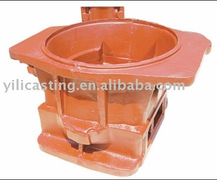 clutch sand casting lost foam OEM China foundry