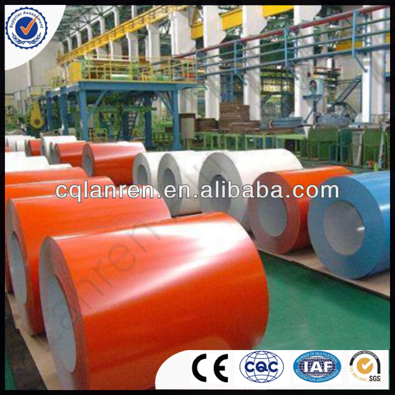 Galvanised Coating Aluminium coil