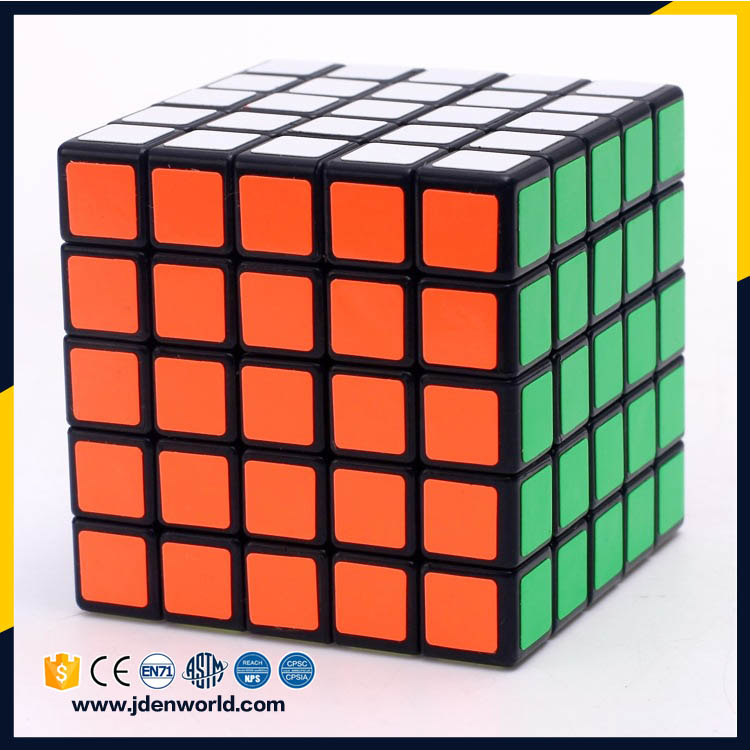 3d puzzle fidget jumbo 5x5 educational games magic cubes