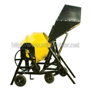 New type high quality self loading mobile concrete mixers cement mixer