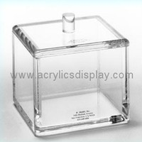 Small Clear Acrylic Boxes With Lids