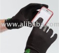 Conductive/touchpad runners glove