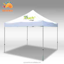 Caravan Canopy 10 X 10 Foot Straight Leg Display folding Shade Commercial Canopy White