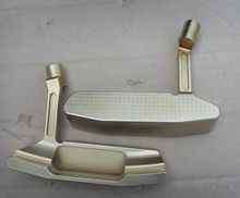 CNC Milling Custom Shape Golf Putter with Steel Shaft