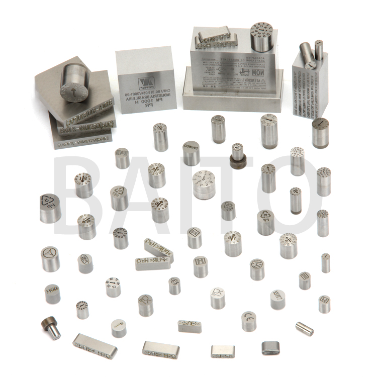 mold accessory die casting date stamp