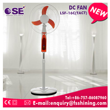 Good quality 3 blades solar powered electric outdoor fan price