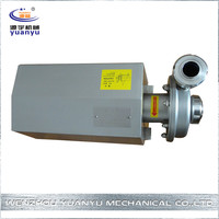 Top quality sanitary stainless steel small high pressure centrifugal pump
