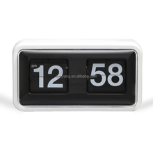 OEM flip clock with auto flip for table decor diy clock