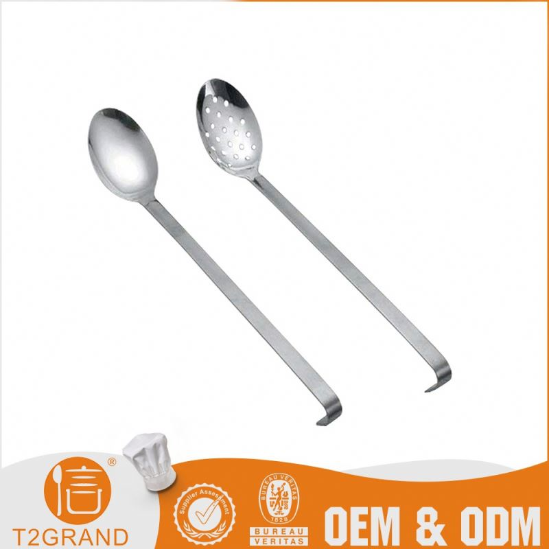 Cheaper Price Custom Design Stainless Steel Colander / Filter / Perforated Spoon