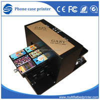 High quality factory price A4 size mobile case printer,mobile case printing machine with heat equipment