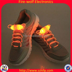 Party Supply Led Luminous Glow In The Dark Shoelace Wholesale