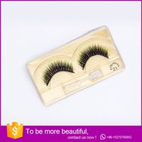 Yiwu Factory Professional Cosmetic Fiber False Eyelashes Fashion Fake Eyelash Extension with Eye Gel Patch for Eyelash Wholesale