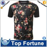 Hot sale economic unisex t shirt manufacturer philippines