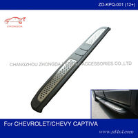 2012 CHEVROLET CAPTIVA side step running board fits OPEL ANTARA