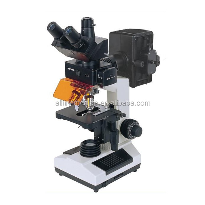 CCD And Camera for option Fluorescent Microscopy