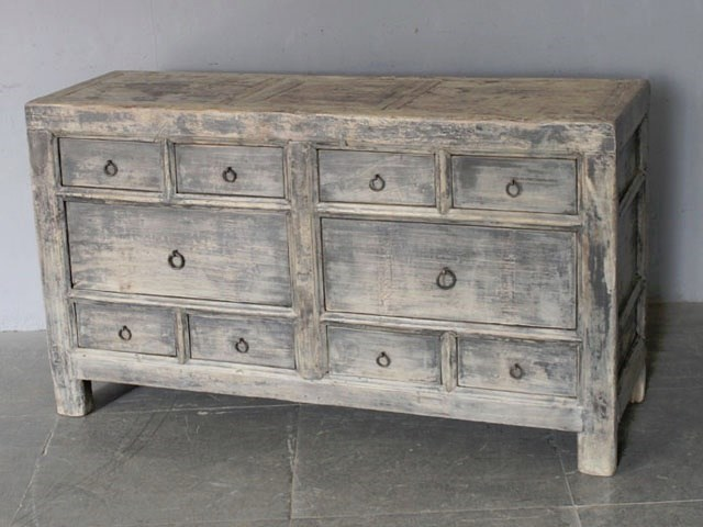 Nordcasa antique furniture offer blue vintage shabby chic - Muebles shabby chic ...