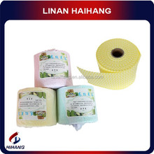 China manufacture nonwoven soft towel roll