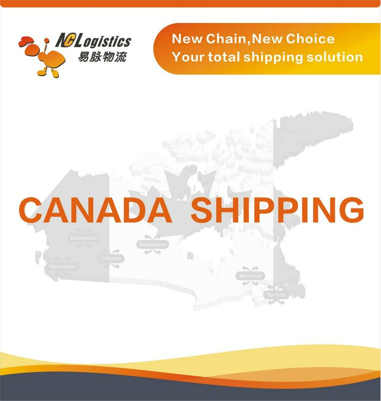 cargo shipping from China to Winnipeg