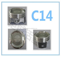 Durable 73.8MM engine piston C14 used for Suzuki
