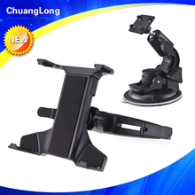 Conveniet Universal 360 Degree Rotation Windshield/Headrest use car mount car tablet for 7-10.5 inch tablet PC