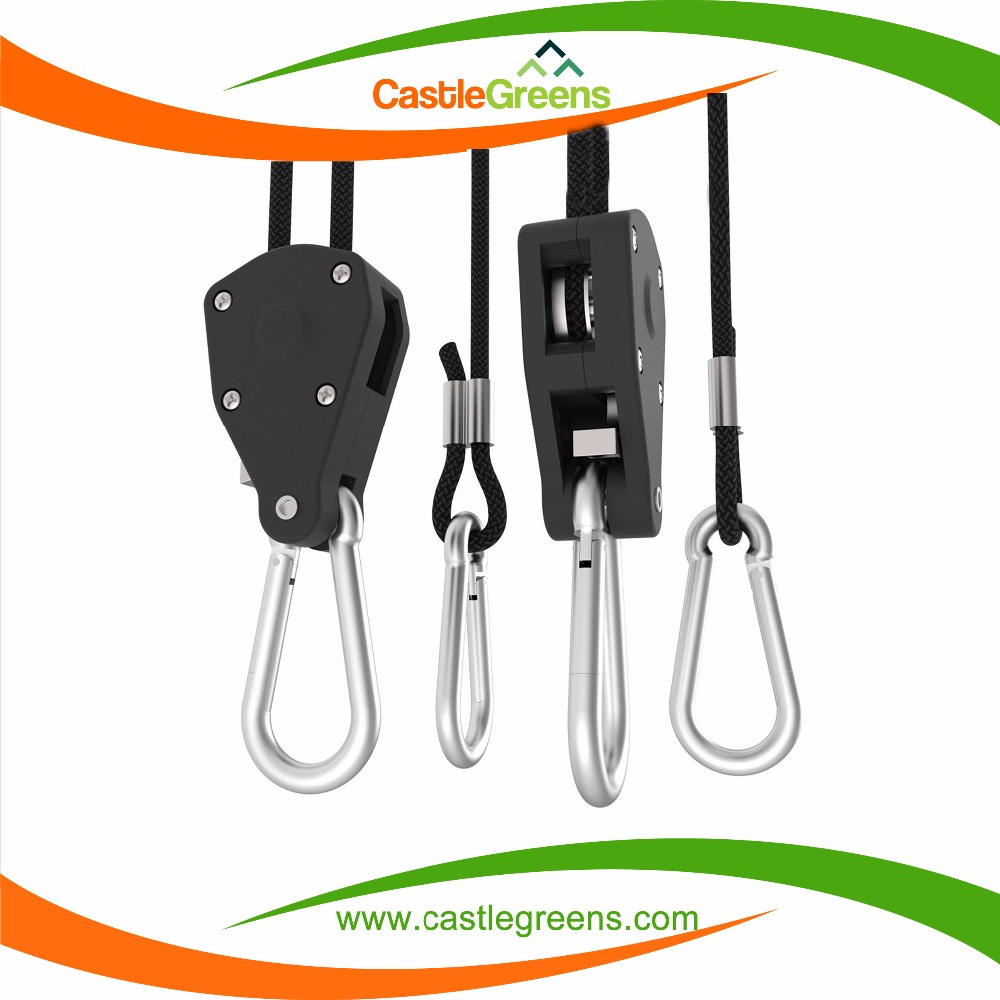 Rope Ratchet Light Hangers YOYO Top Quality