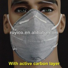 Disposable N95 Dust Mask / Face Respirator