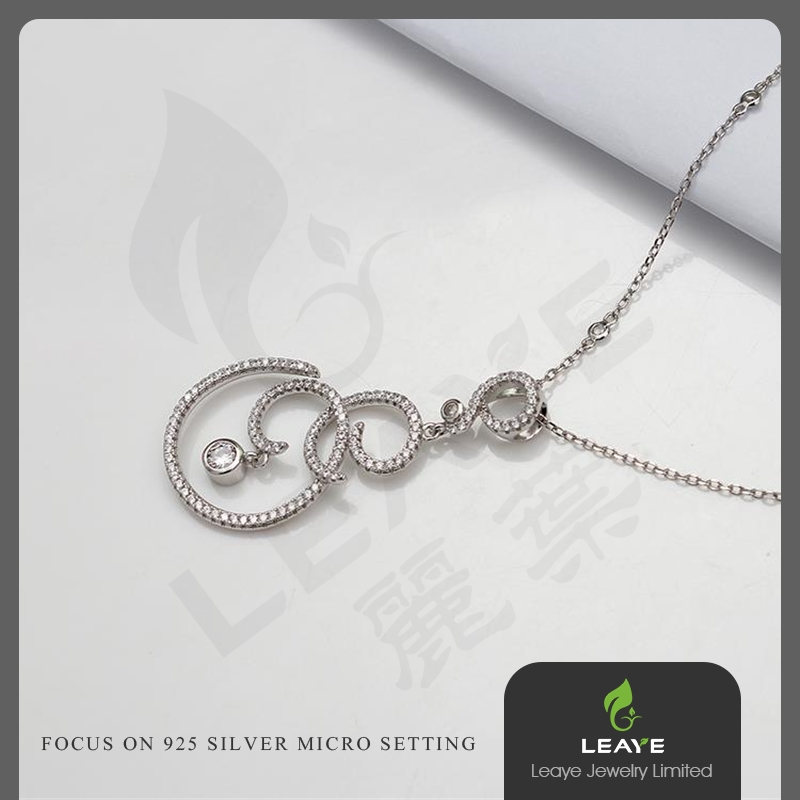 Wholesale Alibaba Unique 925 Silver Jewelry Charm