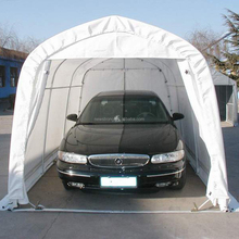 DIY Steel Frame Portable Car Shelter/Garage