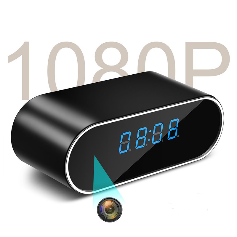 Amazon the cheapest <strong>wifi</strong> 1080P security clock hidden camera