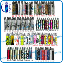 Colored ego colorful 650/900/1100mAh pattern ego battery pcb with pretty good pattern in stock