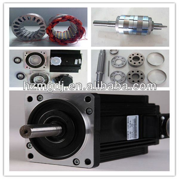 130mm 2.3kw  low price servo motor