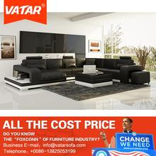 VATAR leather lobby furniture