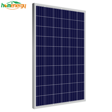 Bluesun High quality solar panel 24v 270w china land solar panel
