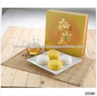 Malaysia Durian Musang King Snowy Mooncake