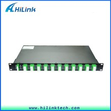 GPON Optical Module 40 Channels AAWG DWDM Mux&Demux Fiber Amplifier