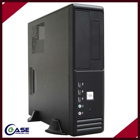 Slim Micro ATX Case for Desktop PC