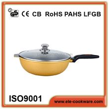 pan with temperature sensor