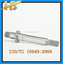 TAT power steering pump shaft flexible drive shaft