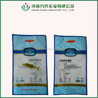 food grade large plastic bag for fish packaging