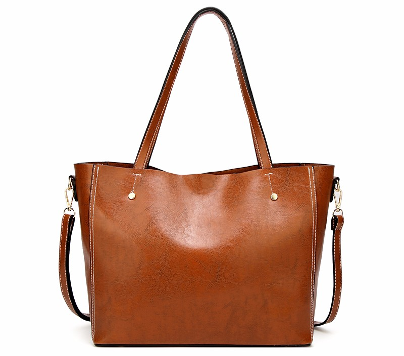 Guangzhou factory high quality low price women fashion bags pu leather  classic handbag popular tote bag 98f1f05bc4