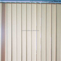 China supplier low price vertical blind blackout fabric rolls