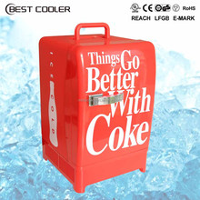 12L portable car mini refrigerators thermoelectric cooler warmer fridge
