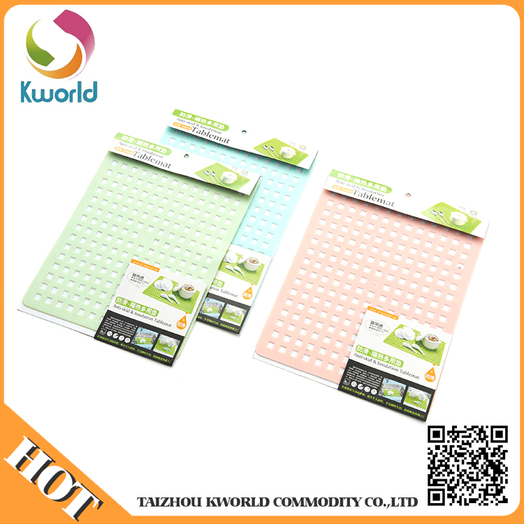 2017 Competitive Hot Product Commercial Placemats