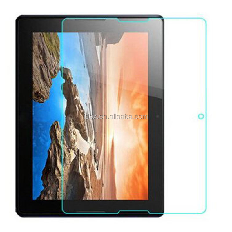 tablet tempered glass screen protector for Lenovo tab A5500