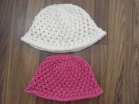 crochet ladies hats