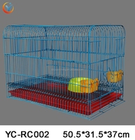 Foldable Strong rabbit hutch pet cage dog cage in kenya farm